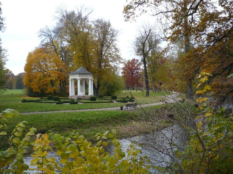 Weimar-Tiefurt 3 Park Herbst
