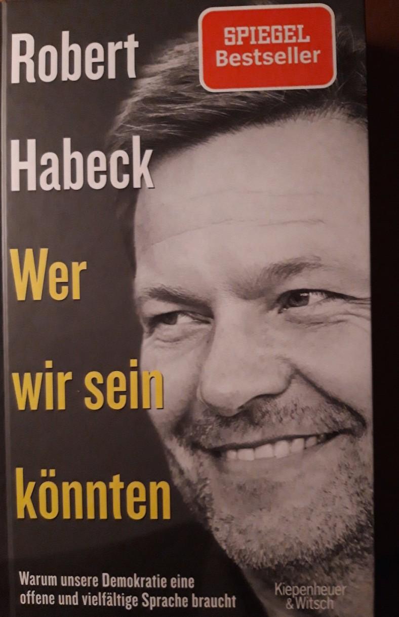 Buch Wer wir sein könnten 1 Robert Habeck