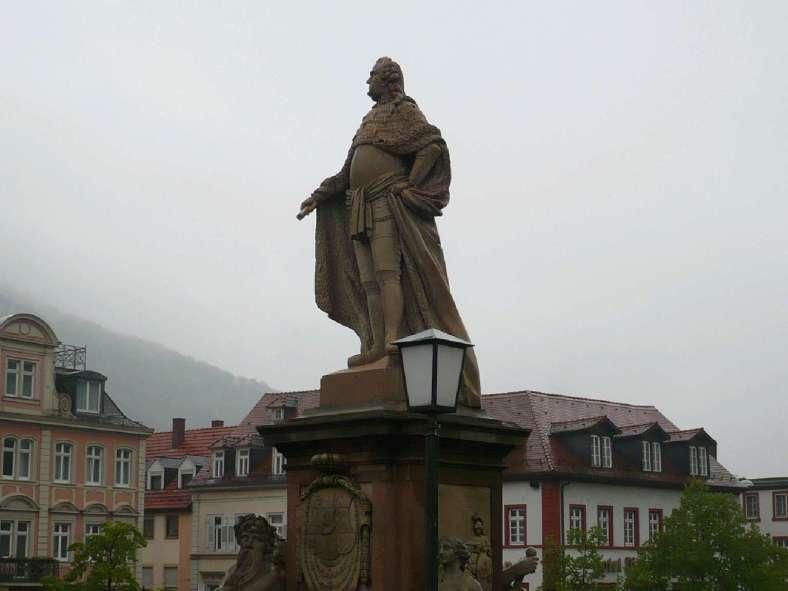 HEIDELBERG 15 Kurfürst Karl Theodor