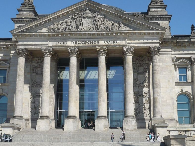 Urlaub bei Berlin 060 _ Besuch in Berlin_ Reichstag 1
