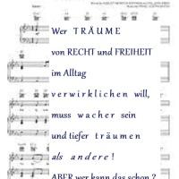 28.03.19 # Deutsche HYMNE - neue VERSION meiner GEDANKEN dazu #
