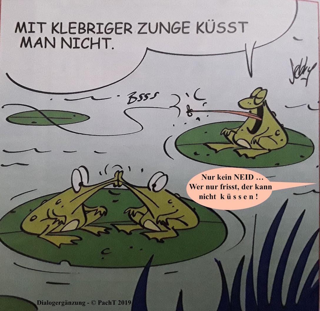 Karikatur Sex-Arsch