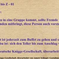 25.08.19 #-# K N I G G E  (01) für jedermann #-#
