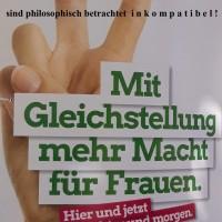 12.11.20 Für #Gleichstellung sein, politisch anders denken und handeln - #Gruene_TH #