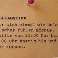 17.09.19 # AlltagsTipp : HASTGEFÜHL #