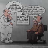 20.10.19 #Facharzt #Termin und #Wartezeit #