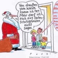 12.12.19 # Weihnachtlicher DATENSCHUTZ #