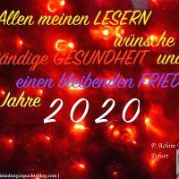 01.01. # N e u j a h r  2020 #