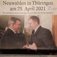 17.10.21 #CDU_Thueringen und ihr erkennbar politisches #ERSTARREN