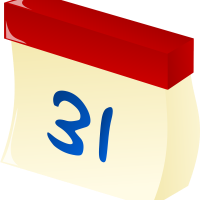 07.04.20 # Abreißkalender auf  s ä c h s i s c h  #