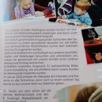 09.04.20 # ENKELTOCHTER in Grossvaters FUßSTAPFEN ? #