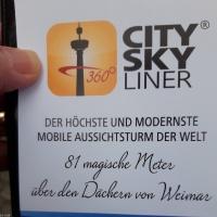 08.09.20 #Weimar - #Impressionen von oben #