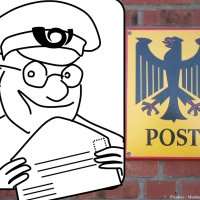 23.01.21 #EILMELDUNG / ab sofort sind #Briefboten im #Homeoffice ... #