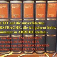 21.01.21 #VDS - #Petition vs. #Genderwahn im #Duden unterzeichnet ... #