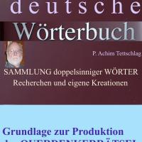 04.03.21 #Serie: #Querdenker #Rätsel (26) #