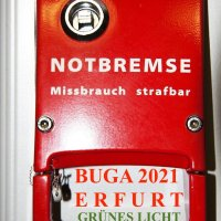 23.04.21 #BUGA 2021 / #Eröffnung trotz #COVID-19-#Pandemie & #Notbremse